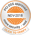 PSI DSS approved NOV - 2018